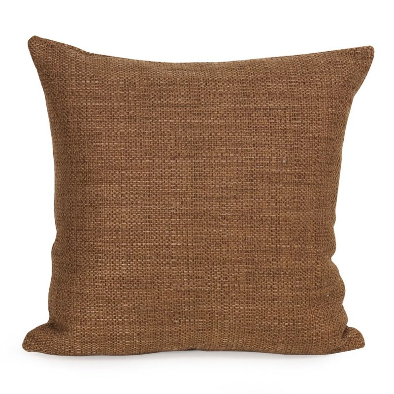 Howard Elliott 2-886 20 X 20 Square Pillow Coco Topaz Home Decor