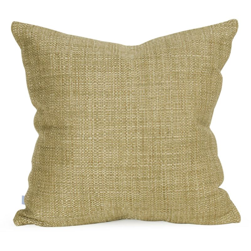 Howard Elliott 2-887 20 X 20 Square Pillow Coco Peridot Home Decor