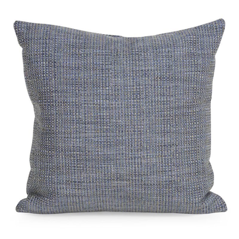 Howard Elliott 2-889 20 X 20 Square Pillow Coco Sapphire Home Decor