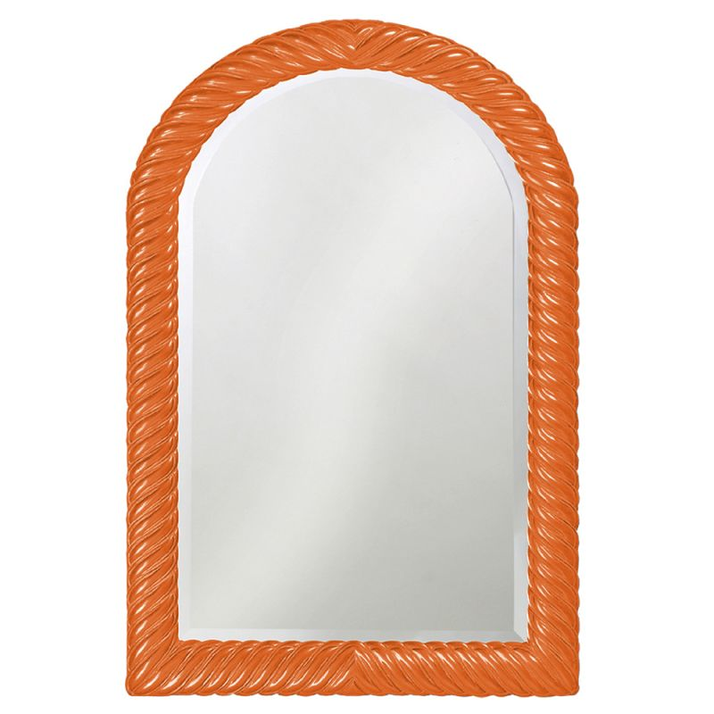 "Howard Elliott 2107O Montreal 40"" x 26"" Glossy Orange Mirror Glossy"