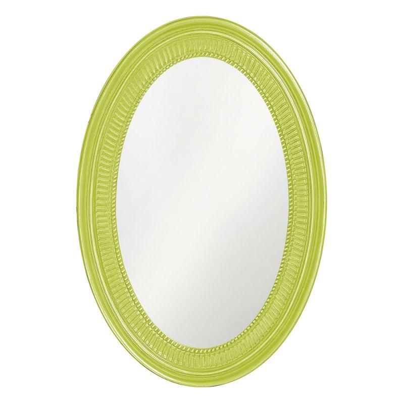 "Howard Elliott 2110MG Ethan 31"" x 21"" Glossy Moss Green Mirror Glossy Sale $209.90 ITEM#: 2700933 MODEL# :2110MG UPC#: 848635046976 :"