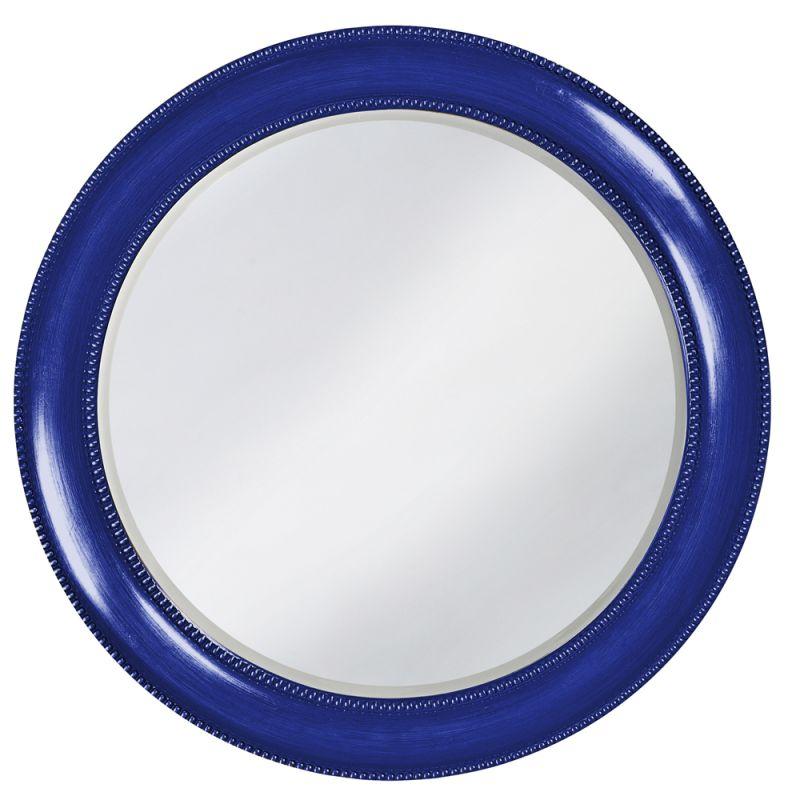 "Howard Elliott 2118RB Saturn 40"" x 40"" Glossy Royal Blue Mirror Glossy"