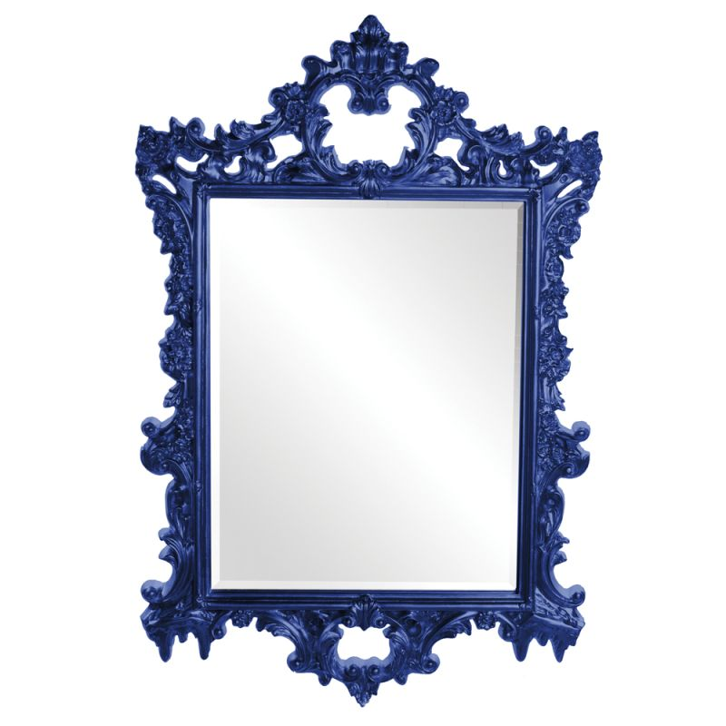 "Howard Elliott 21197RB Sherman 47"" x 31"" Royal Blue Mirror Royal Blue Sale $409.90 ITEM#: 2701027 MODEL# :21197RB UPC#: 848635015415 :"