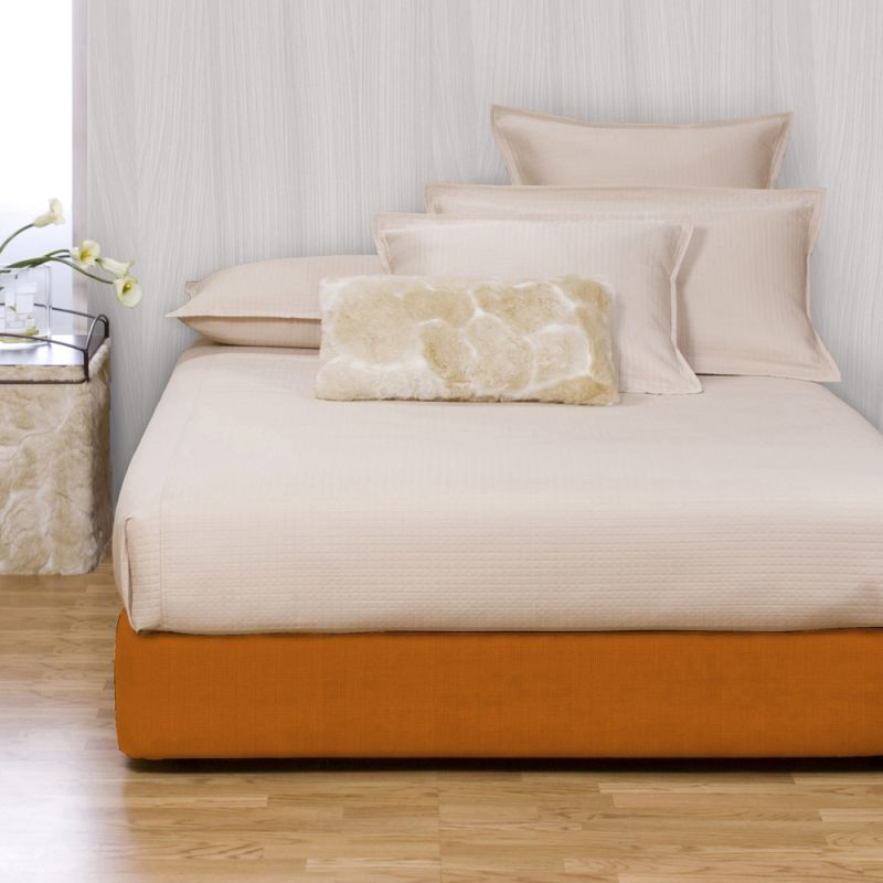 Howard Elliott 242-229 Sterling 10 X 53 Queen Boxspring Cover Orange