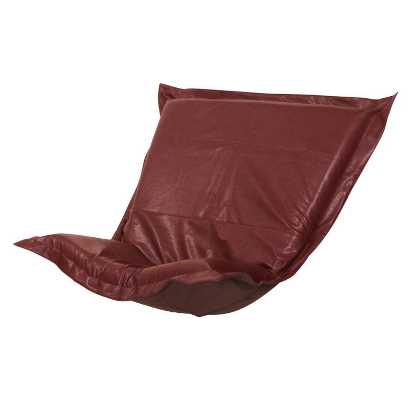 Howard Elliott 300-193P Avanti 40 X 49 Puff Chair Cushion Red