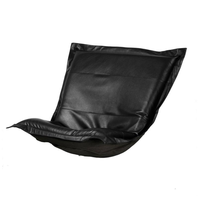 Howard Elliott 300-194P Avanti 40 X 49 Puff Chair Cushion Black