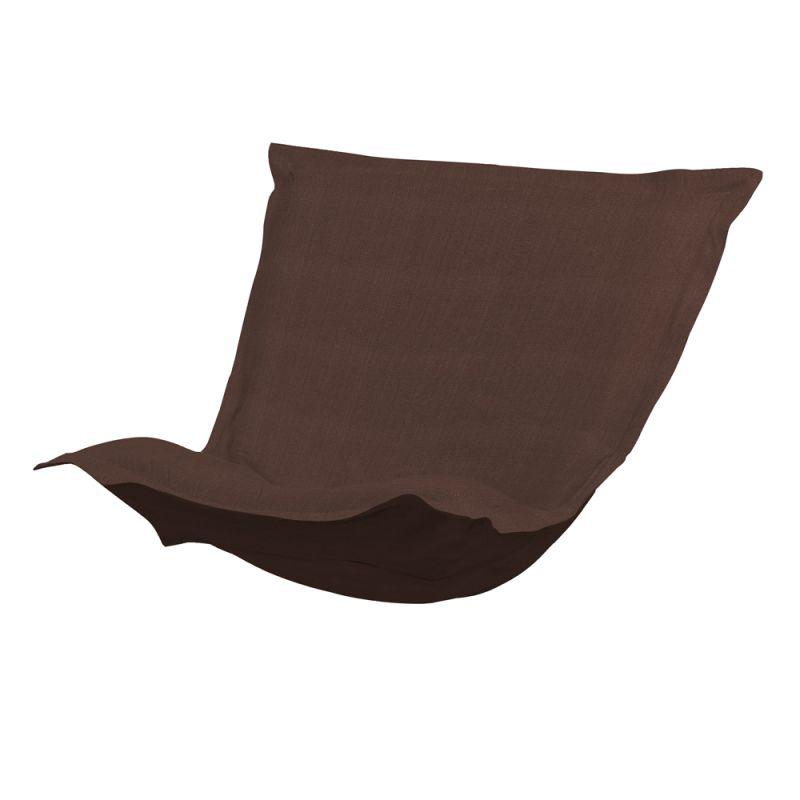 Howard Elliott 300-202P Sterling 40 X 49 Puff Chair Cushion Brown