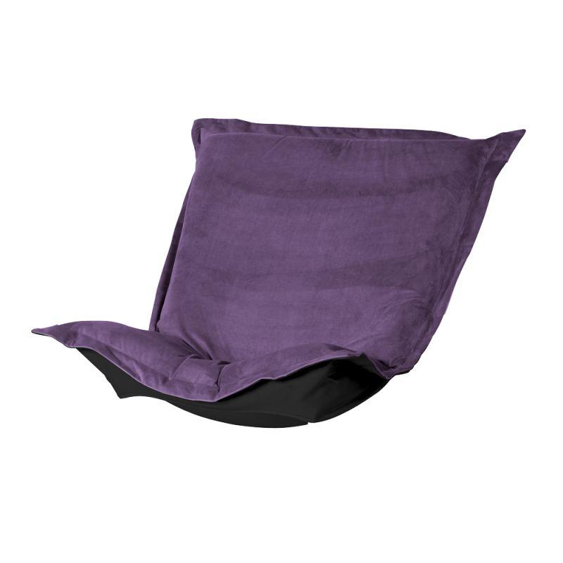 Howard Elliott 300-223P Bella 40 X 49 Puff Chair Cushion Eggplant