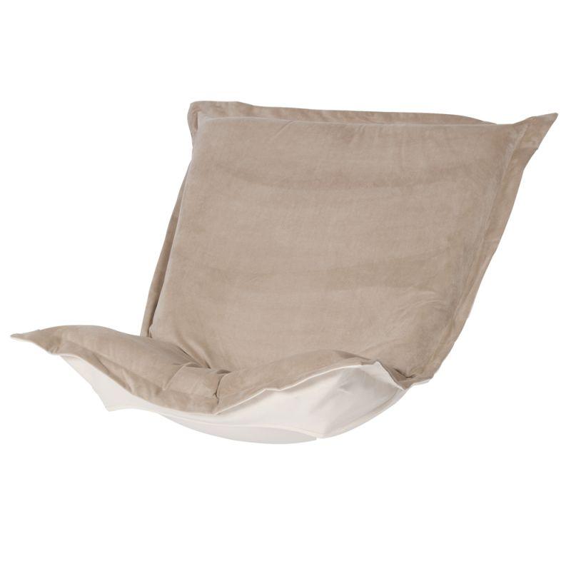 Howard Elliott 300-224P Bella 40 X 49 Puff Chair Cushion Sand