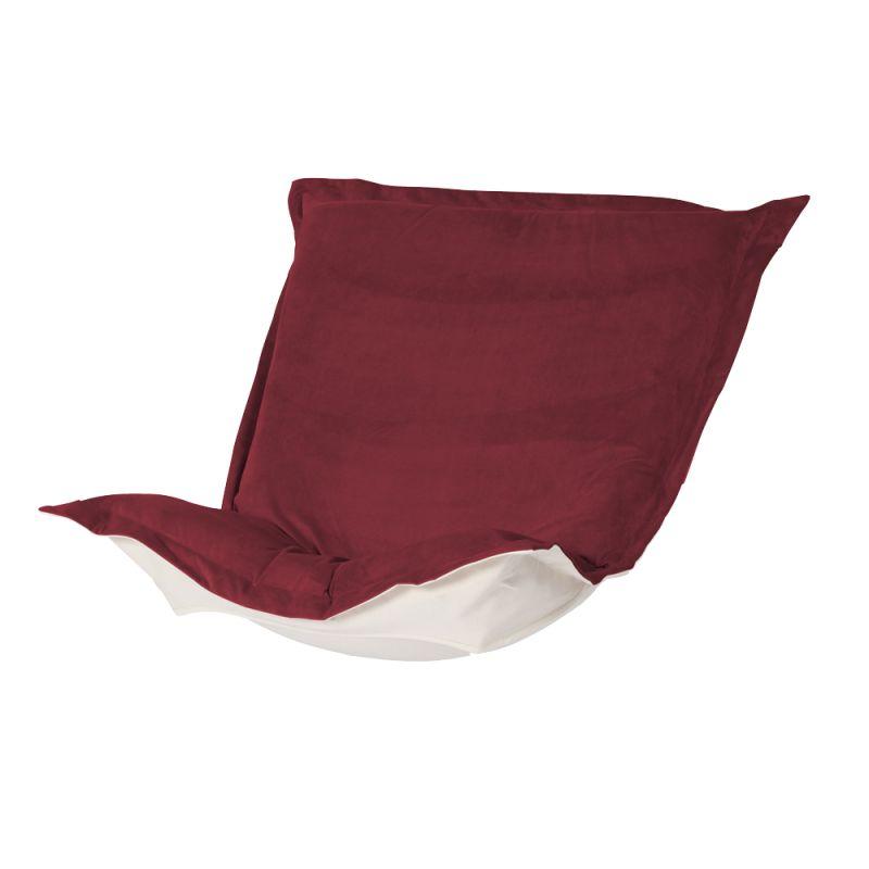 Howard Elliott 300-267P Bella 40 X 37 Puff Chair Cushion Merlot
