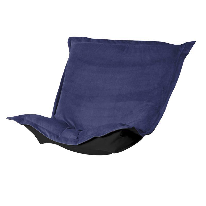 Howard Elliott 300-972P Bella 40 X 49 Puff Chair Cushion Royal Blue
