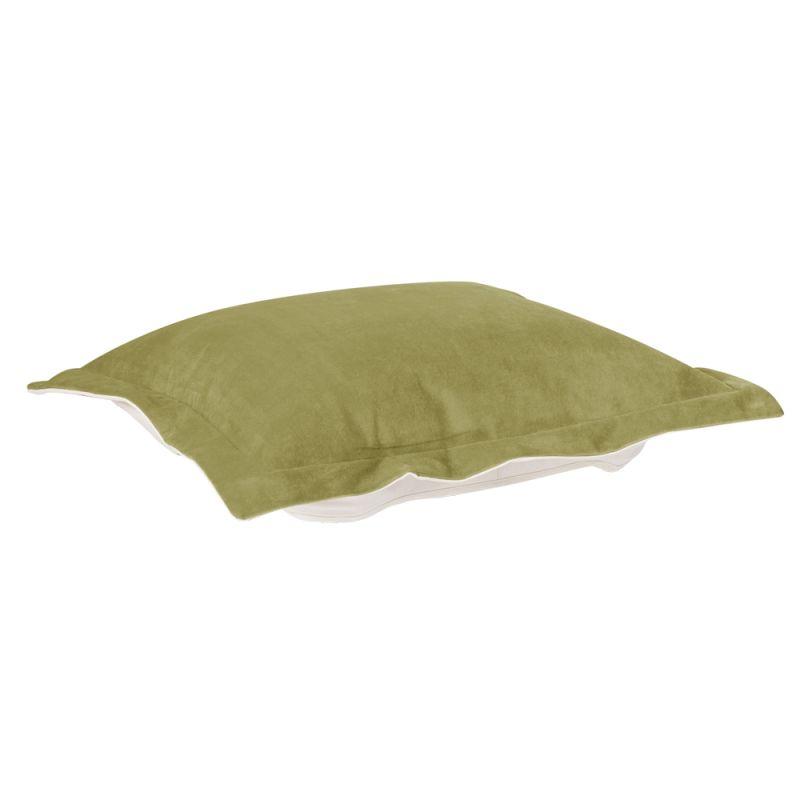 Howard Elliott 310-221P Bella 24 X 24 Puff Ottoman Cushion Moss Home