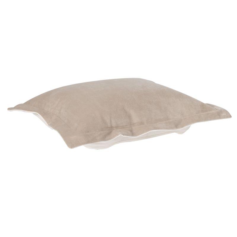 Howard Elliott 310-224P Bella 24 X 24 Puff Ottoman Cushion Sand Home