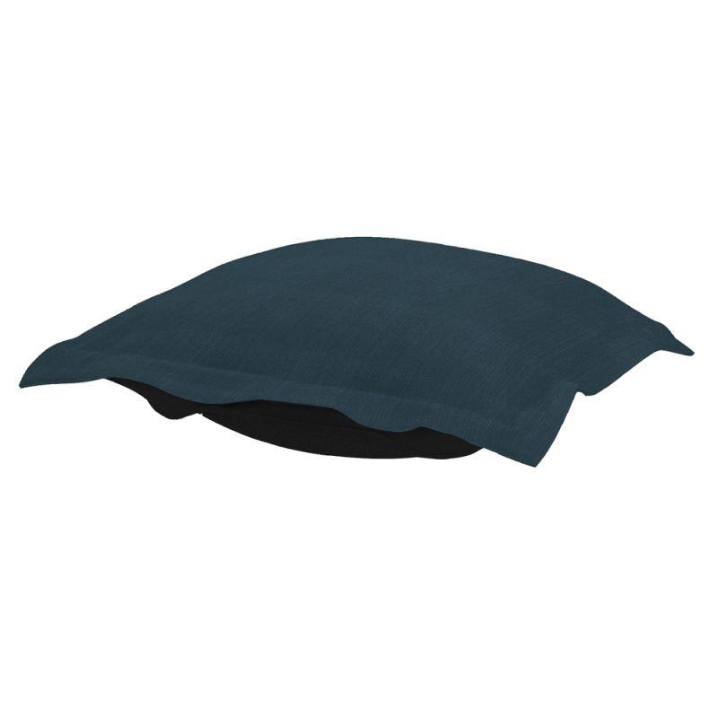 Howard Elliott 310-230P Sterling 24 X 24 Puff Ottoman Cushion Indigo