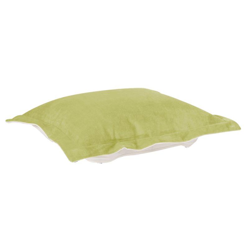 Howard Elliott 310-249P Mojo 24 X 24 Puff Ottoman Cushion Kiwi Home