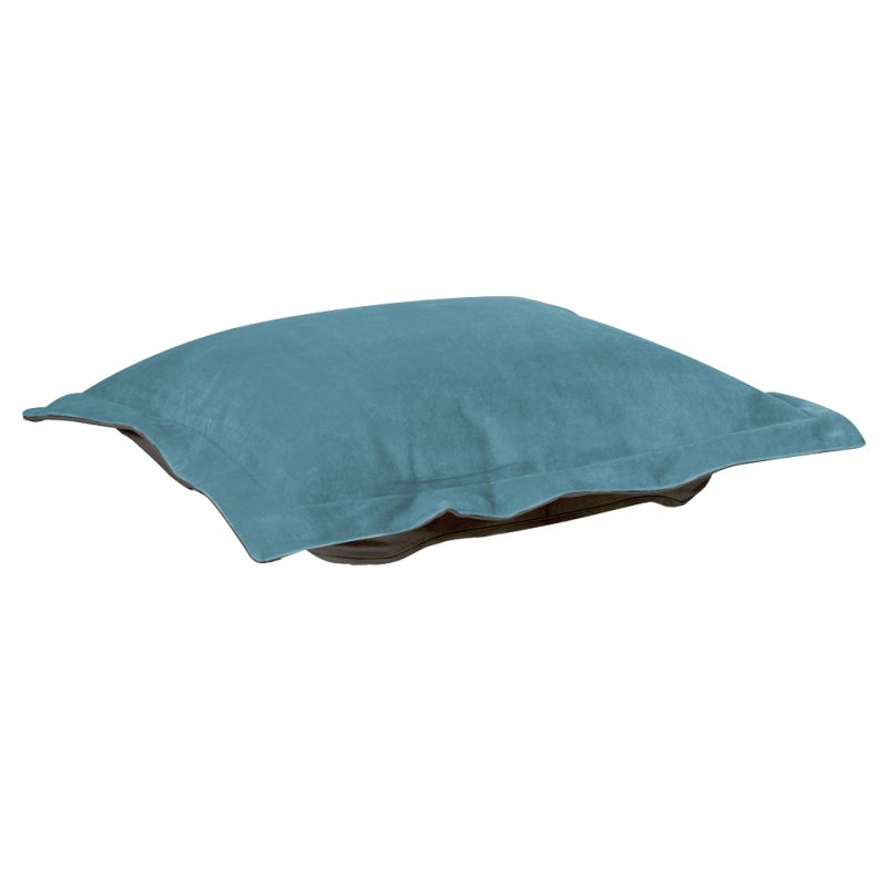 Howard Elliott 310-250P Mojo 24 X 24 Puff Ottoman Cushion Turquoise