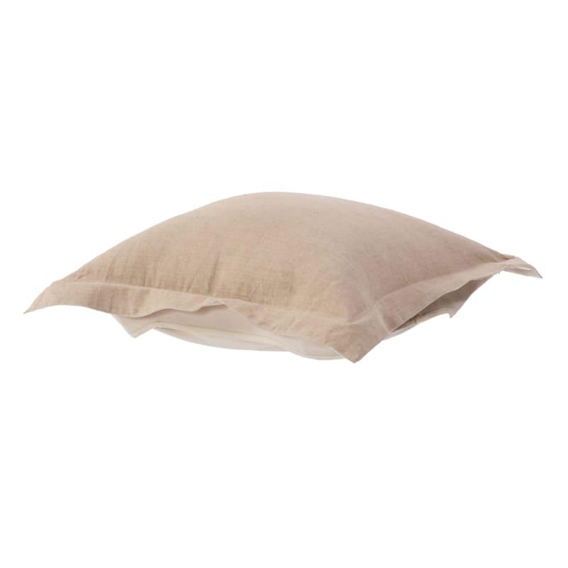 Howard Elliott 310-610P Prairie 24 X 24 Puff Ottoman Cushion Natural