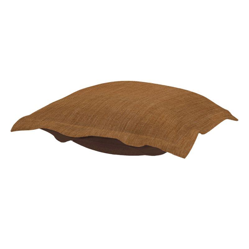 Howard Elliott 310-886P Coco 24 X 24 Puff Ottoman Cushion Topaz Home