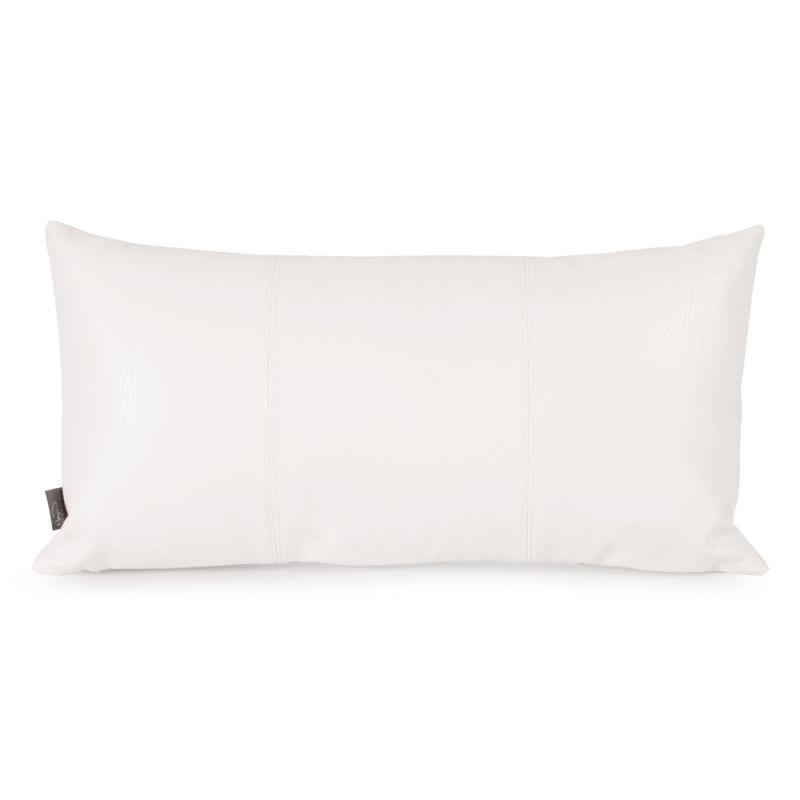 Howard Elliott 4-190 11 X 22 Rectangle Pillow Avanti White Home Decor