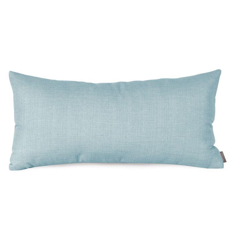 Howard Elliott 4-200 11 X 22 Rectangle Pillow Sterling Breeze Home