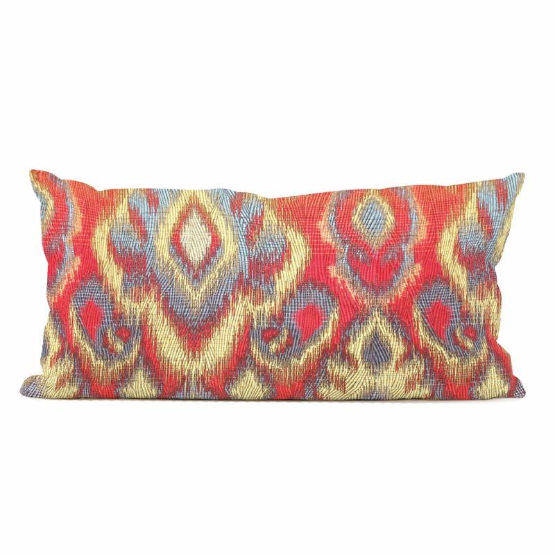 Howard Elliott 4-233 11 X 22 Rectangle Pillow Opal Fire Home Decor