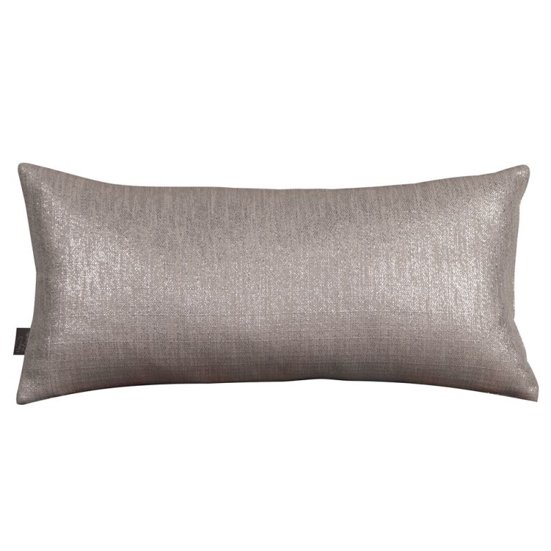 Howard Elliott 4-237 11 X 22 Rectangle Pillow Glam Pewter Home Decor