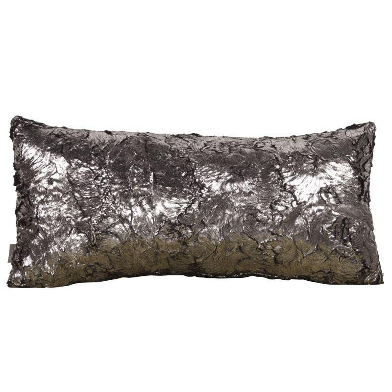 Howard Elliott 4-248 11 X 22 Rectangle Pillow Silver Fox Home Decor