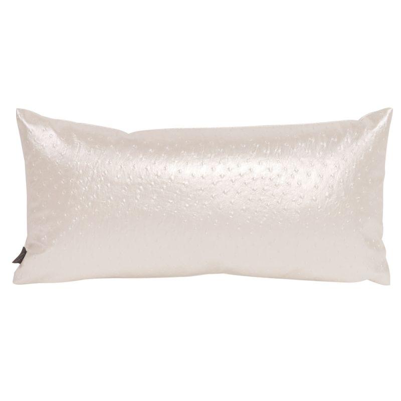 Howard Elliott 4-262 11 X 22 Rectangle Pillow Ostrich Pearl Home Decor