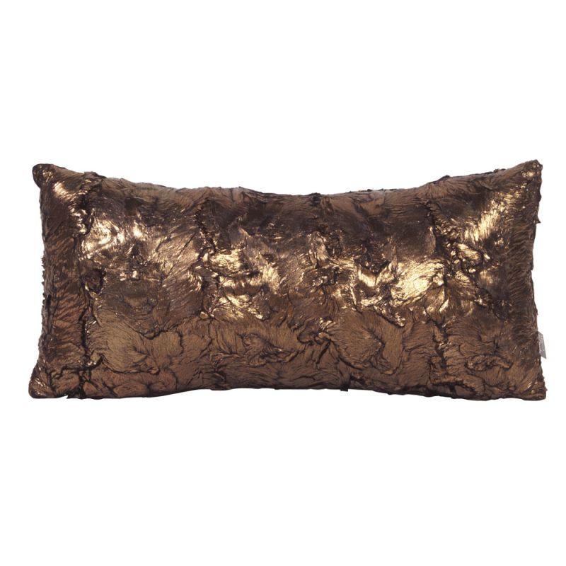 Howard Elliott 4-295 11 X 22 Rectangle Pillow Gold Cougar Home Decor