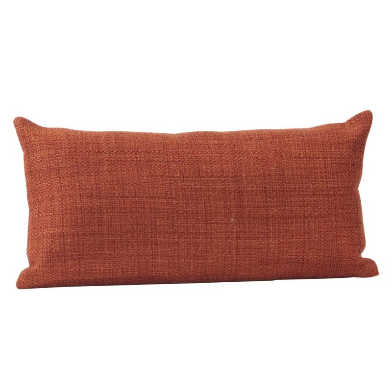 Howard Elliott 4-885 11 X 22 Rectangle Pillow Coco Coral Home Decor
