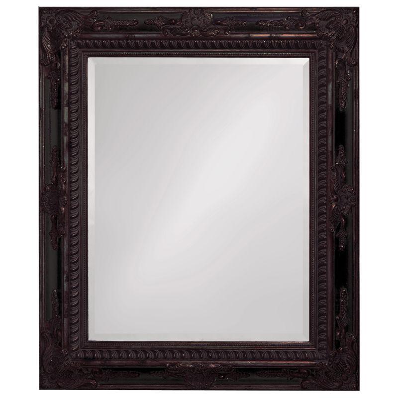 """Howard Elliott 4031 Monaco 37"""" x 30"""" Mottled Bronze Mirror Mottled"""
