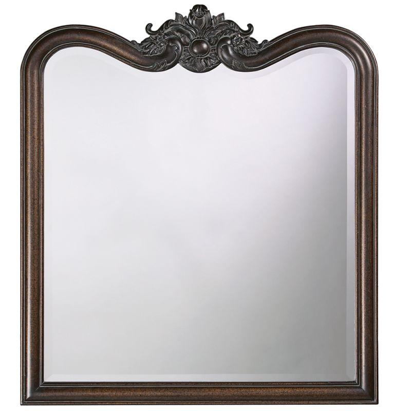 "Howard Elliott 4079 Eliza 38"" x 34"" Vintage Mirror Bronze Home Decor"