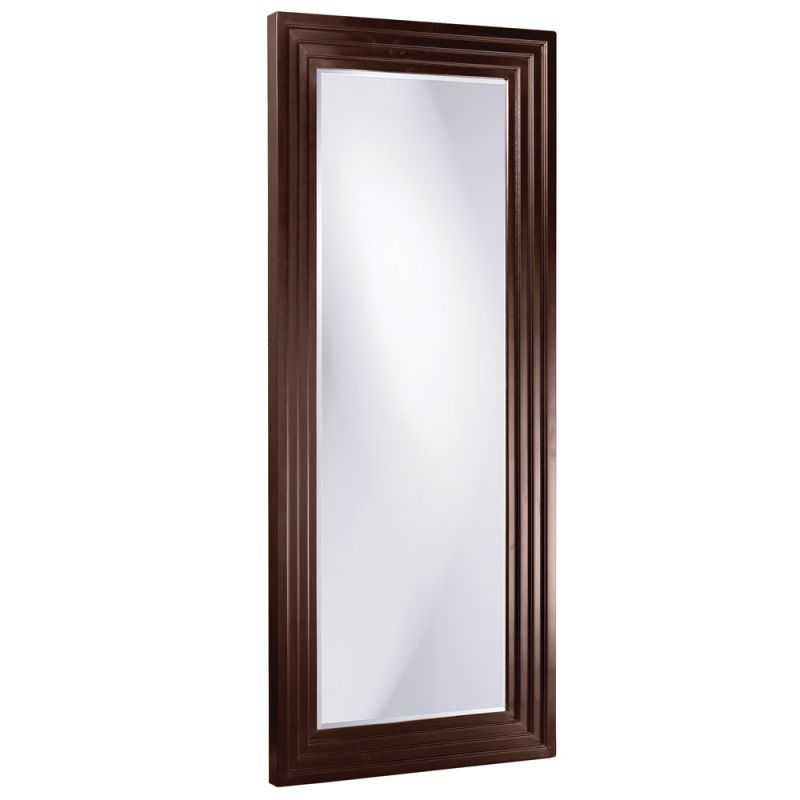 "Howard Elliott 43058 Delano 82"" x 34"" Oversized Espresso Mirror"