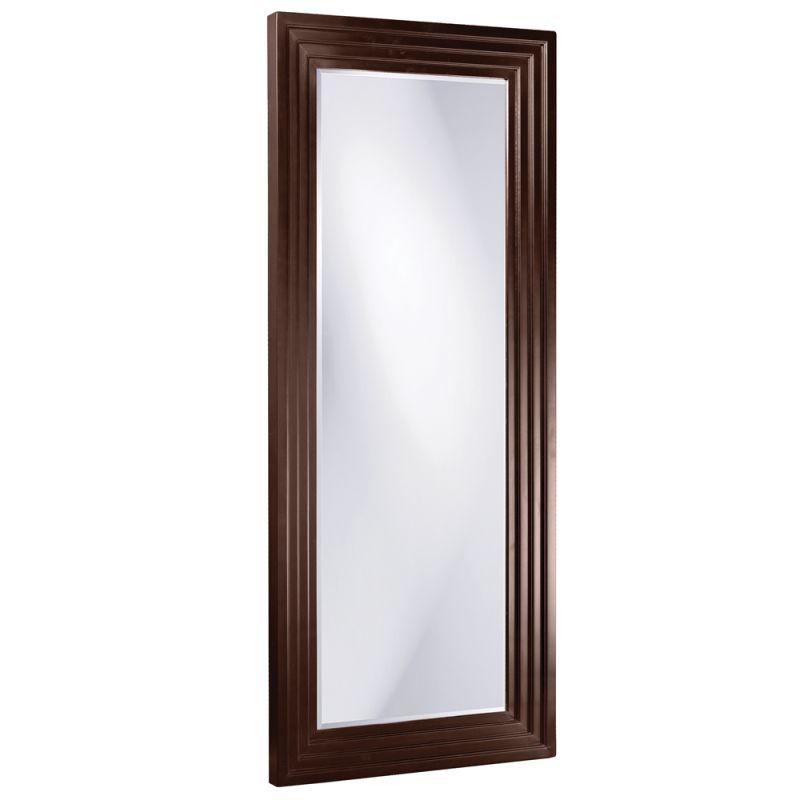 "Howard Elliott 43058 Delano 82"" x 34"" Oversized Espresso Mirror"
