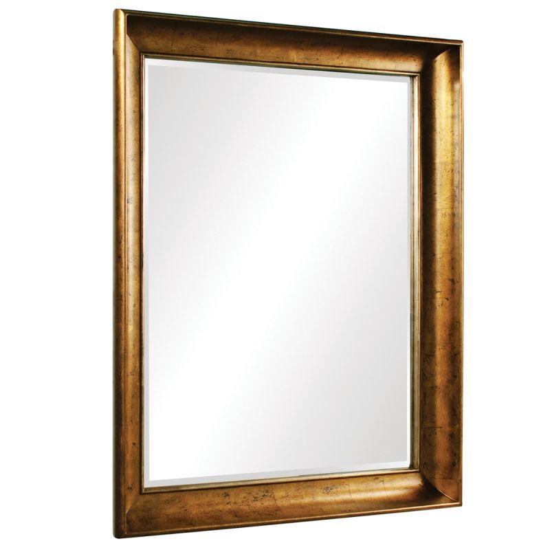 "Howard Elliott 43095 Montclair 56"" x 45"" Gold Leaf Mirror Gold Leaf"