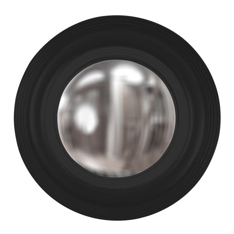 "Howard Elliott 51276BL Soho 14"" x 14"" Black Mirror Black Home Decor Sale $136.90 ITEM#: 2700273 MODEL# :51276BL UPC#: 848635027302 :"