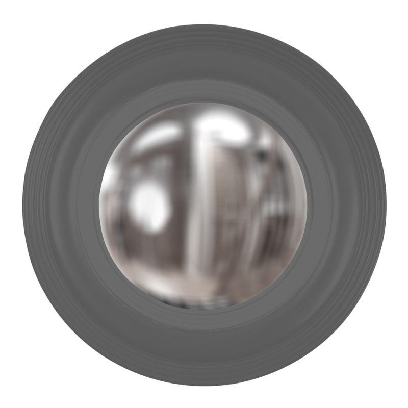"Howard Elliott 51276CH Soho 14"" x 14"" Charcoal Gray Mirror Charcoal Sale $136.90 ITEM#: 2700274 MODEL# :51276CH UPC#: 848635027319 :"