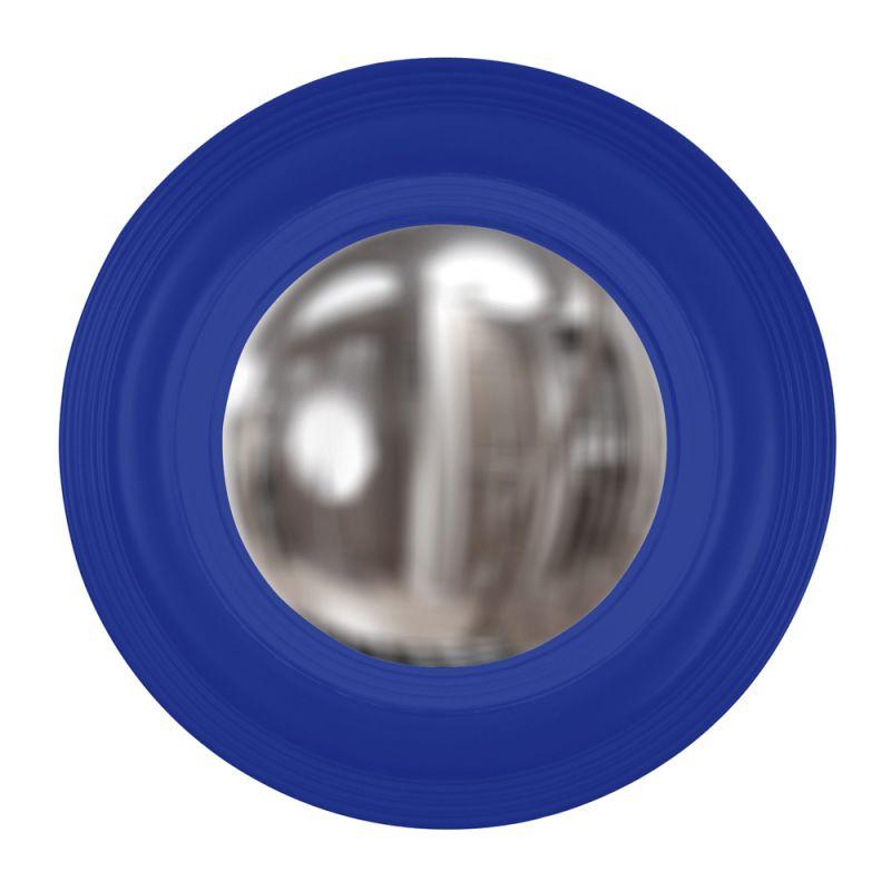 "Howard Elliott 51276RB Soho 14"" x 14"" Royal Blue Mirror Royal Blue"