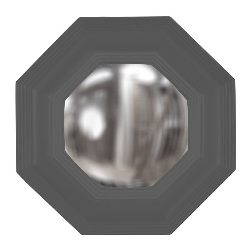 "Howard Elliott 51277CH Triton 14"" x 14"" Charcoal Gray Mirror Charcoal Sale $136.90 ITEM#: 2700283 MODEL# :51277CH UPC#: 848635027432 :"