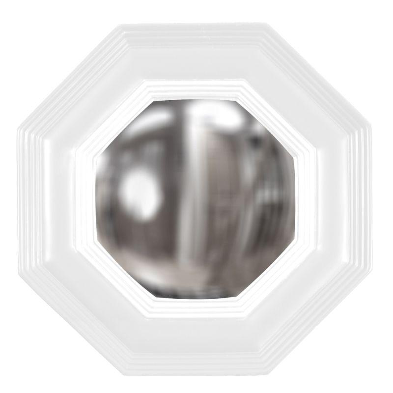 "Howard Elliott 51277W Triton 14"" x 14"" White Mirror White Home Decor Sale $136.90 ITEM#: 2700290 MODEL# :51277W UPC#: 848635027517 :"