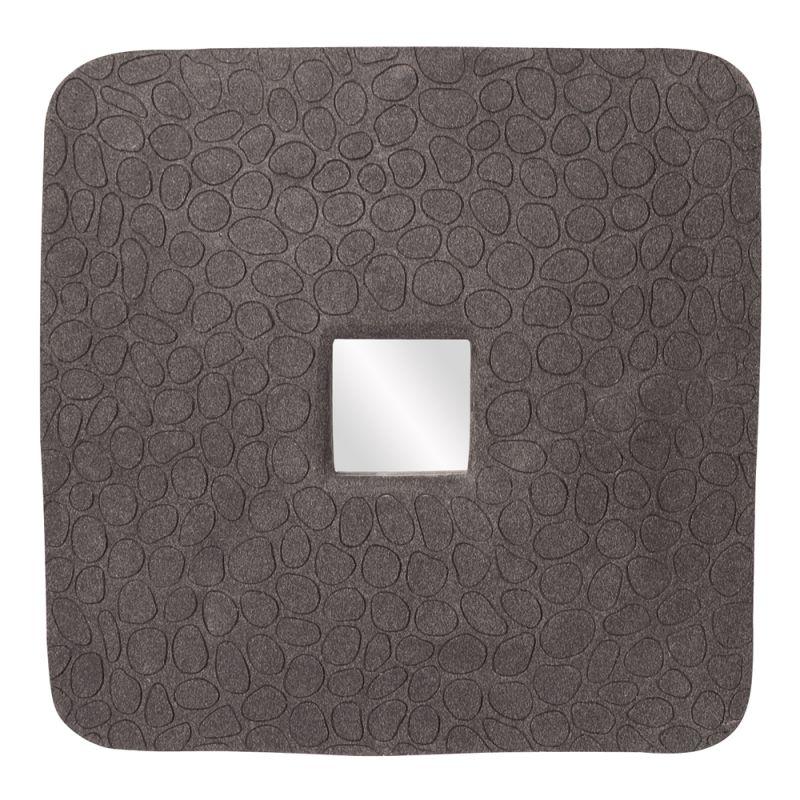 """Howard Elliott Khari Large Mirror 26"""" x 26"""" Square Indoor / Outdoor Sale $126.00 ITEM#: 2855386 MODEL# :52022 UPC#: 848635064833 :"""