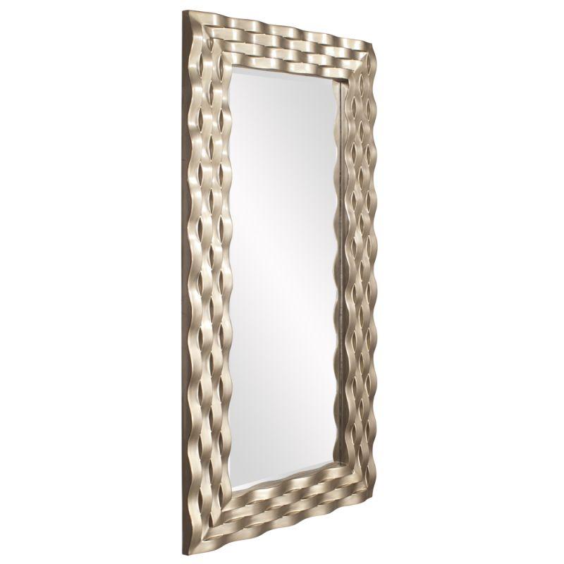 "Howard Elliott Cartier Mirror 60"" x 30"" Rectangular Mirror from the"