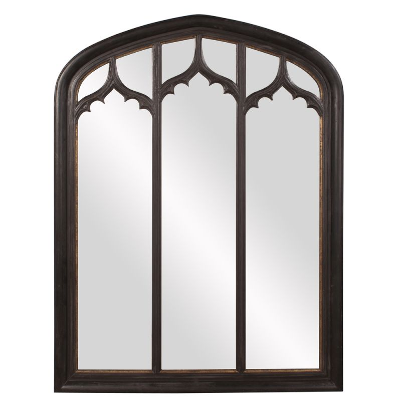 "Howard Elliott Thomas Arched Mirror 63"" x 47"" Arched Mirror from the"