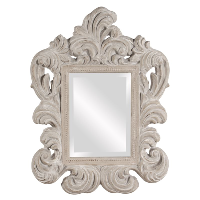 "Howard Elliott Lucille Mirror 33"" x 24.5"" Arched Mirror from the"