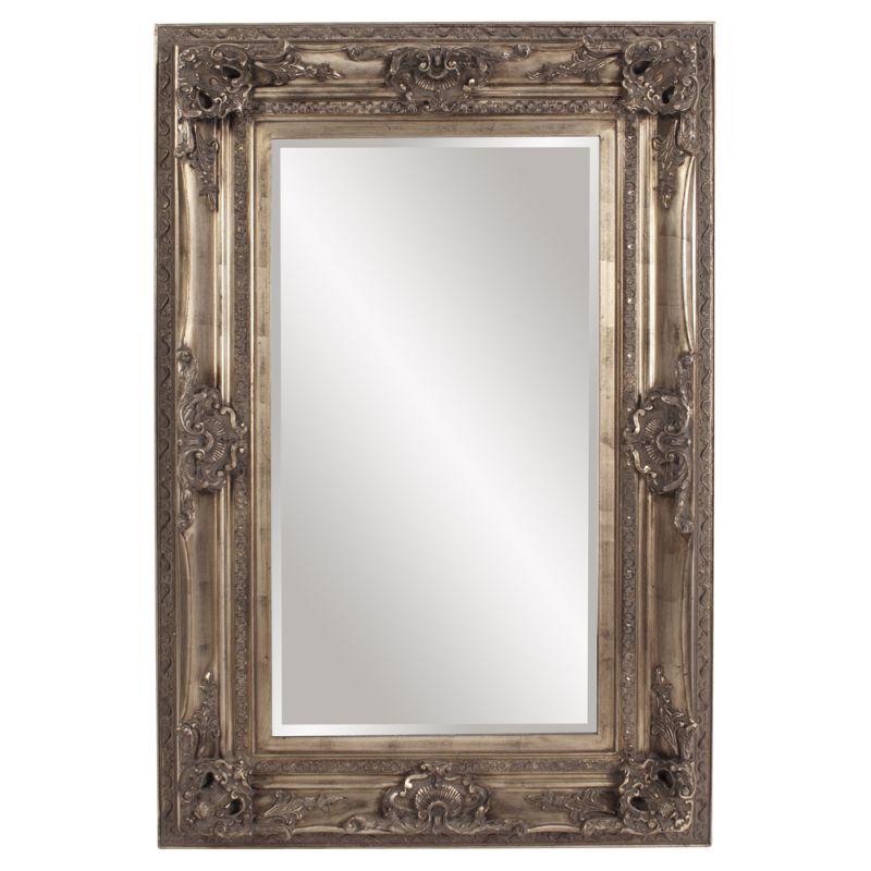 """Howard Elliott 57001 Victoria 60"""" x 40"""" Antique Champagne Mirror"""