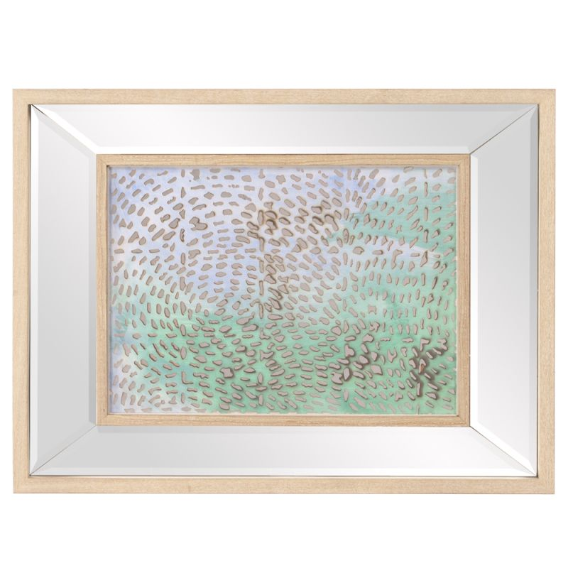 Howard Elliott 64045 Wall Art Multi-Pastel Colored II Multi-Pastel