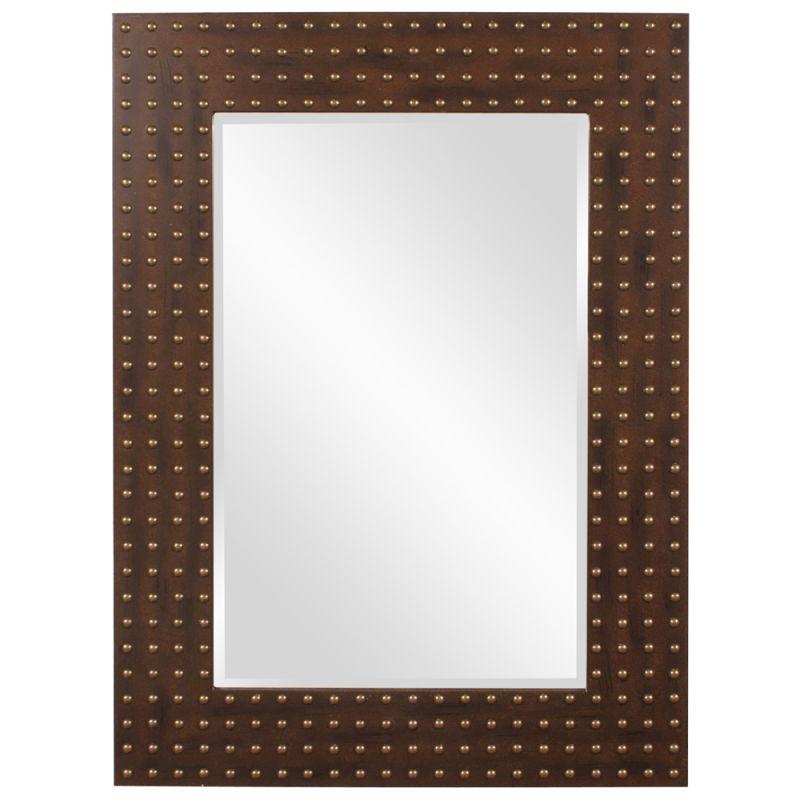 """Howard Elliott 68050 Maddux 48"""" x 35"""" Walnut Mirror Walnut Home Decor Sale $419.90 ITEM#: 2700661 MODEL# :68050 UPC#: 848635008141 :"""