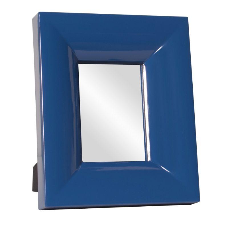 "Howard Elliott 78005 Candy 12"" x 10"" Blue Table Top Mirror Blue Home"
