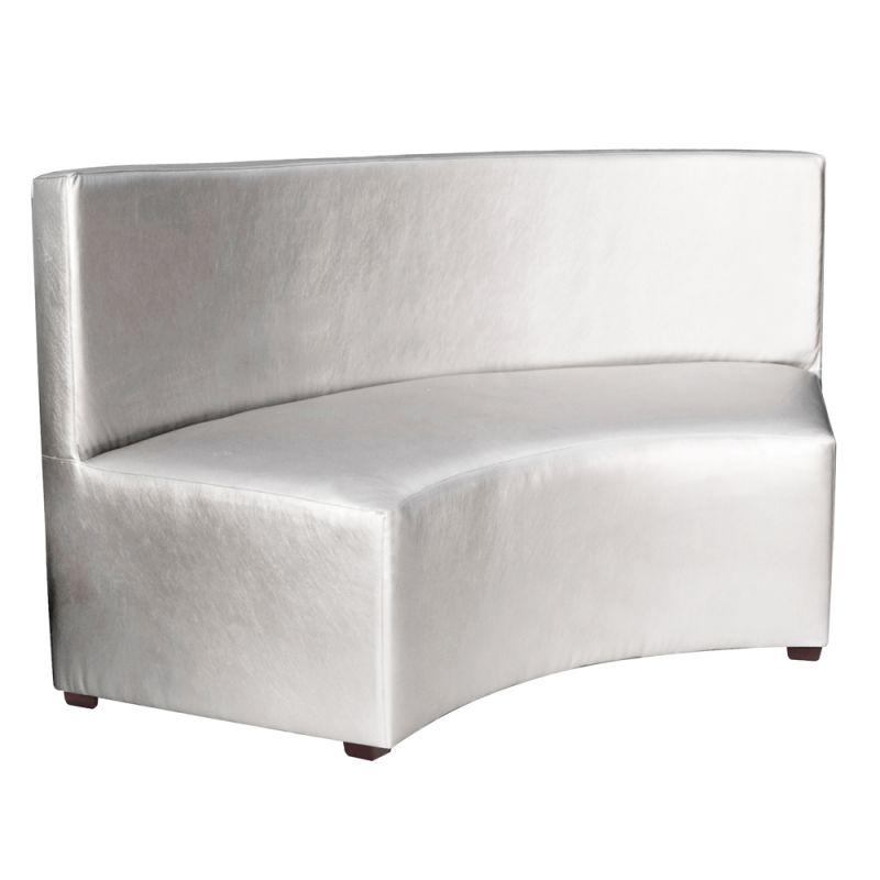 "Howard Elliott Shimmer Universal Radius InCurve Bench 66"" Wide"