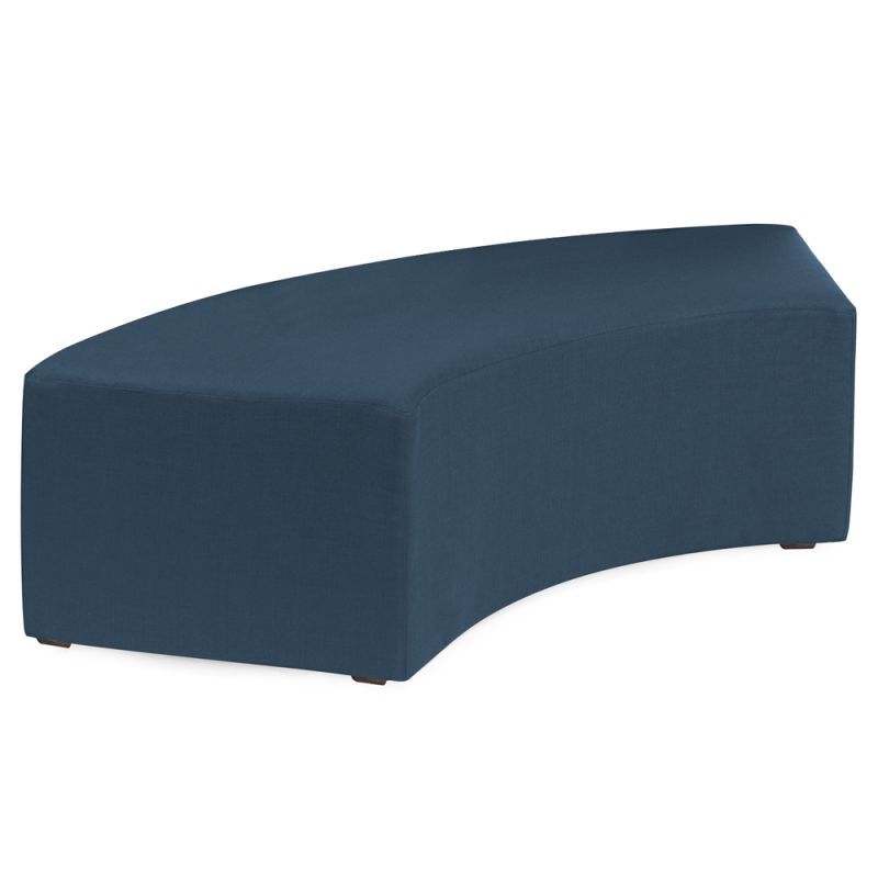 "Howard Elliott Sterling Universal Radius Bench 60"" Wide Polyester"